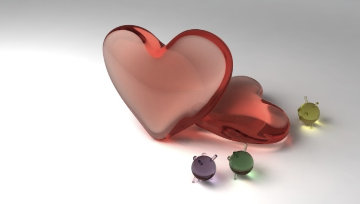 Love charms – how to get back together in 5 steps