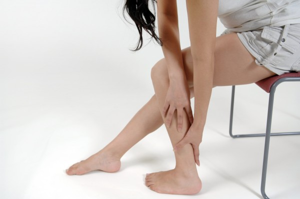 For people who want skinny calves!7 ways to pretty legs