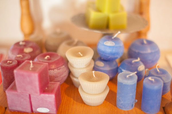 7 easy steps to make the aromatherapy candles