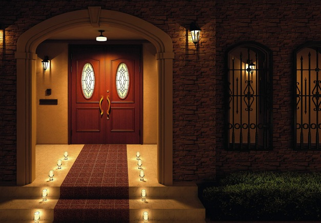 7 methods to recuperate with door color by feng shui