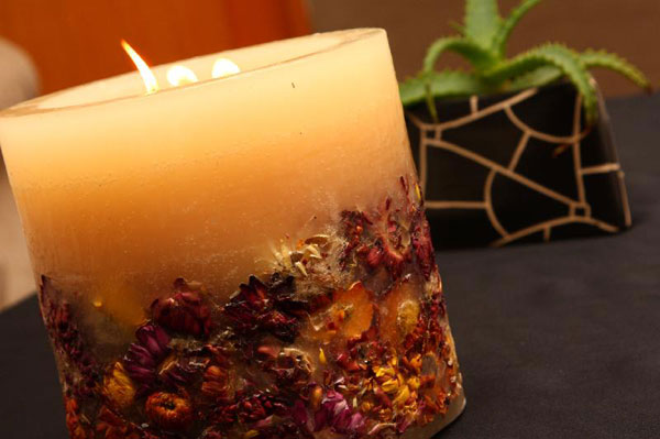 9 things to be careful using the aromatherapy candles