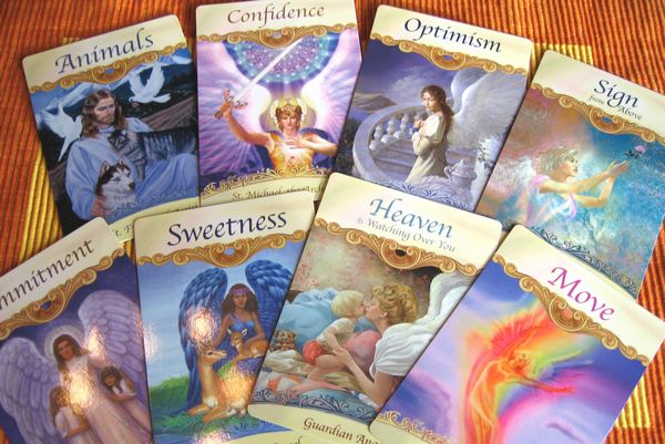 7 reasons why angel card reading can brush away cobwebs