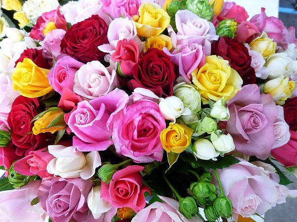 7 steps for making a bouquet for beginners