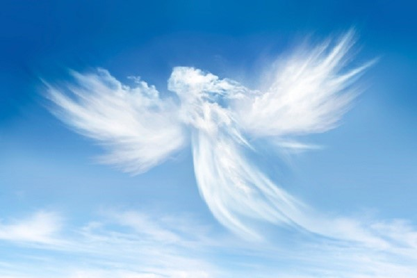 What is the healing power of the Angel picture?